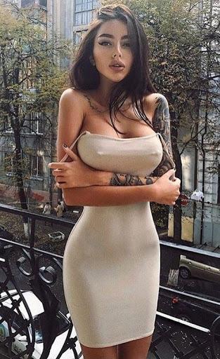 Super sexy tight dress