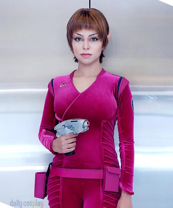 Star Trek Babe Of The Day
