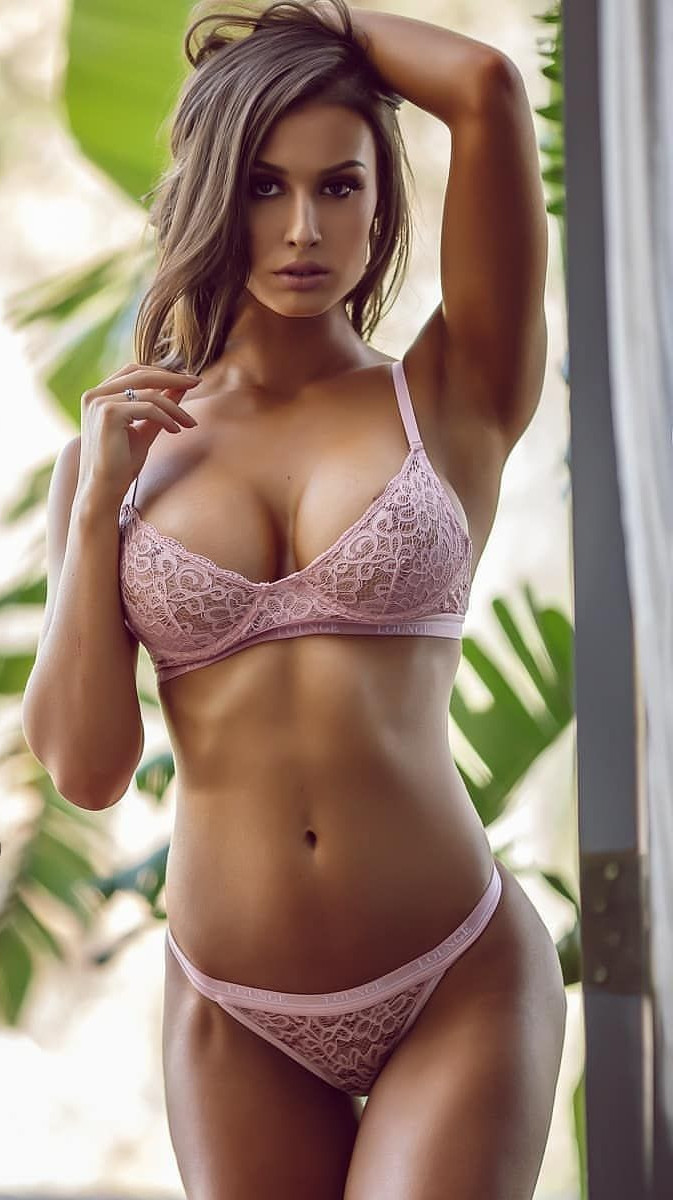 Sexy daily babe lingerie