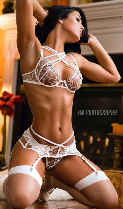 Sexy Lingerie babe
