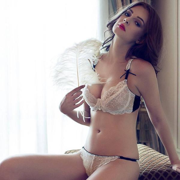 Sexy lingerie hottie