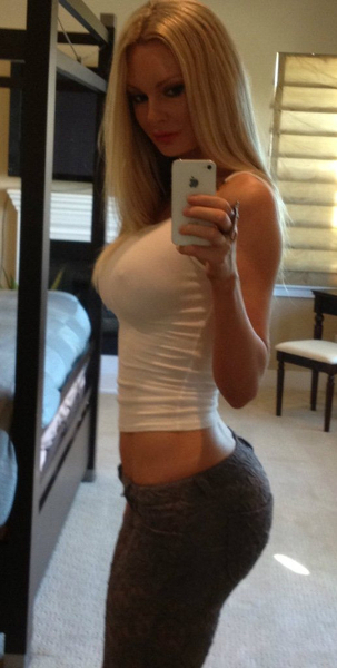 Hot nipple babe