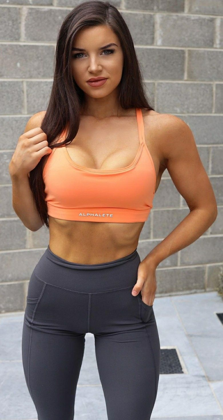 Gym babe of the day