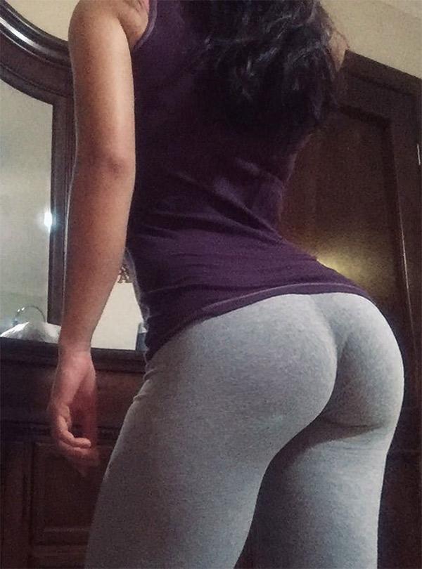 Ass cheeks so tight