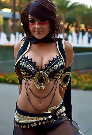 Babe Gallery Cosplay