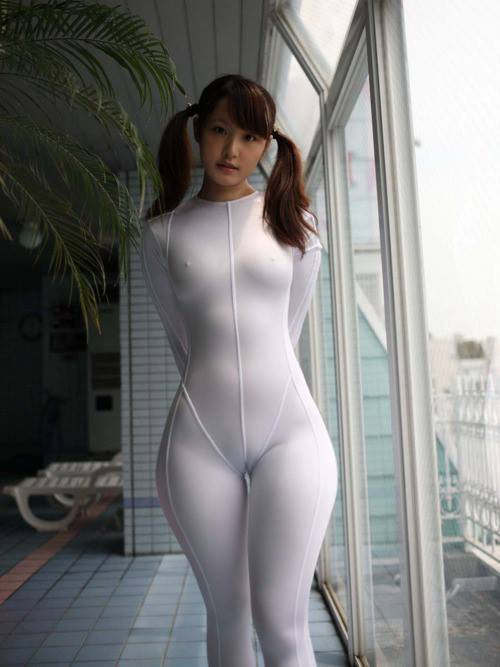 The all white suit