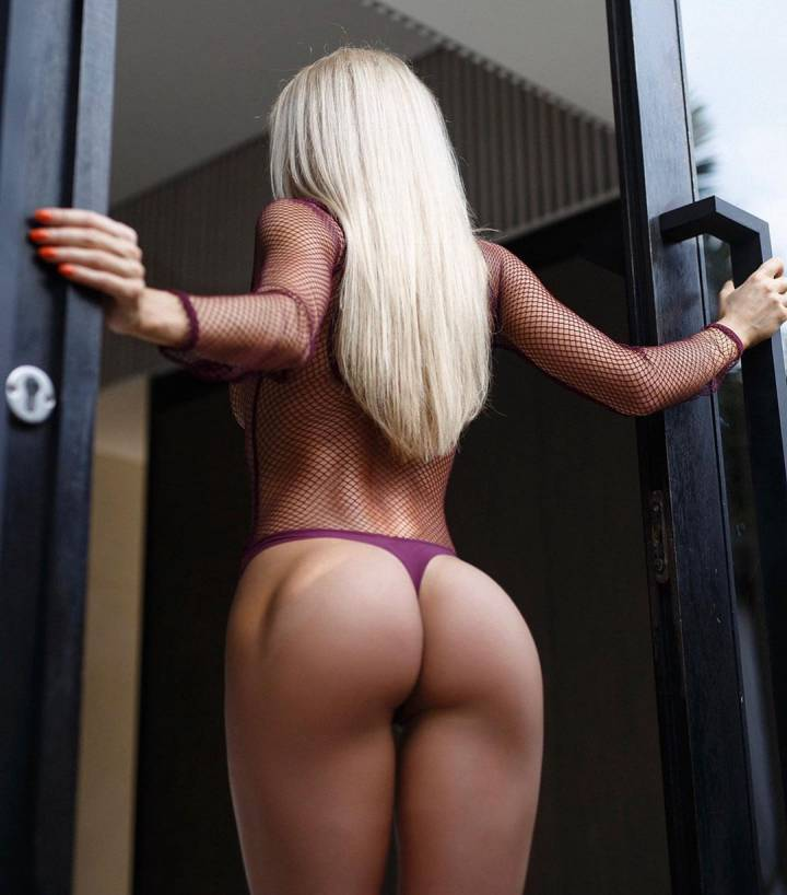 Platinum Blonde babe