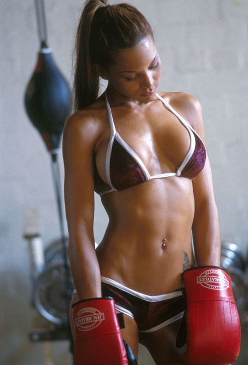 Fighting fit is good for health