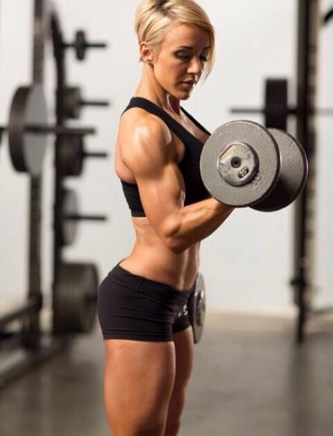 Reps for nice muscle tone